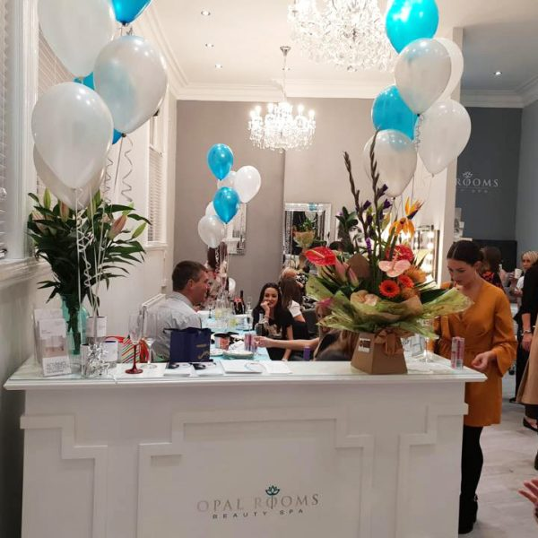 Opal Rooms Beauty Spa Launch Party