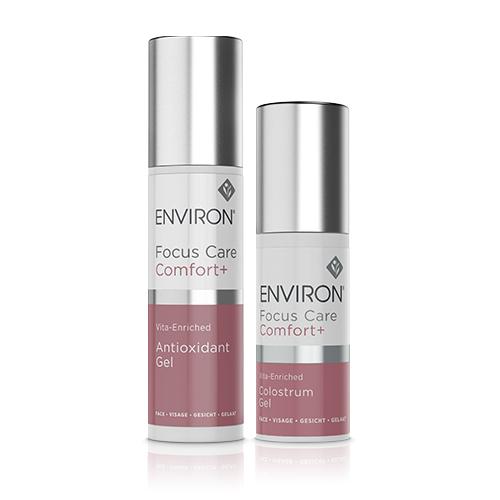 Environ focus care comfort+ range
