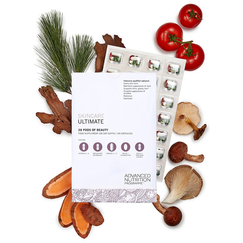 Advanced Nutrition Programme Skin Boxes
